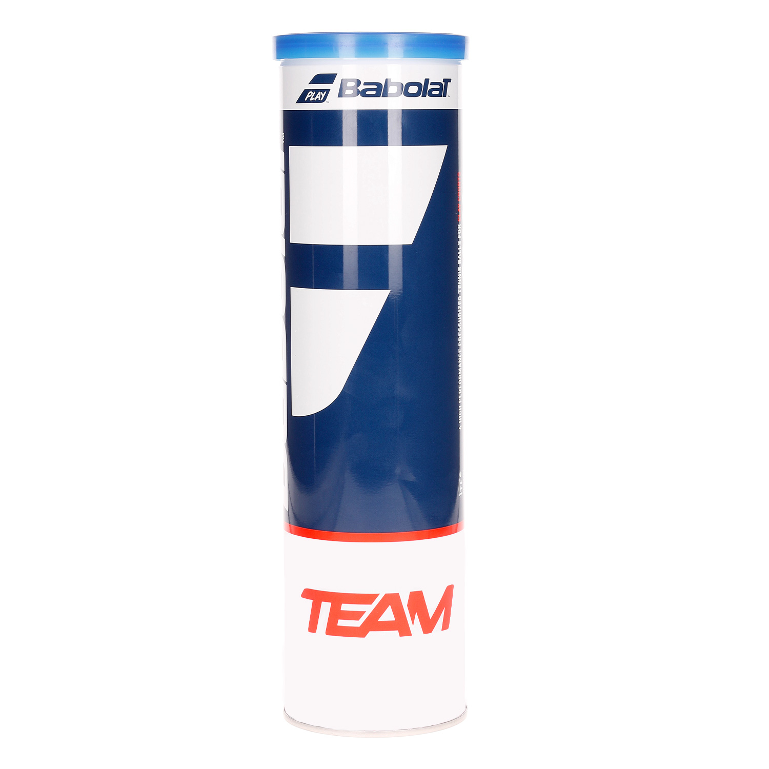Babolat Team - 4 Ball Can