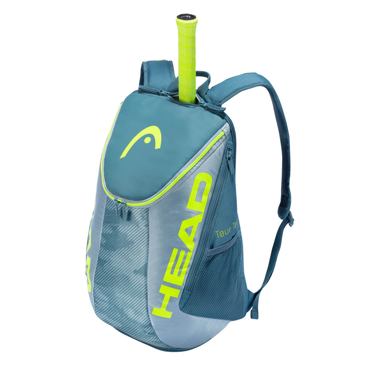 Head Tour Team Extreme 2020 Backpack - Grey/Neon Yellow