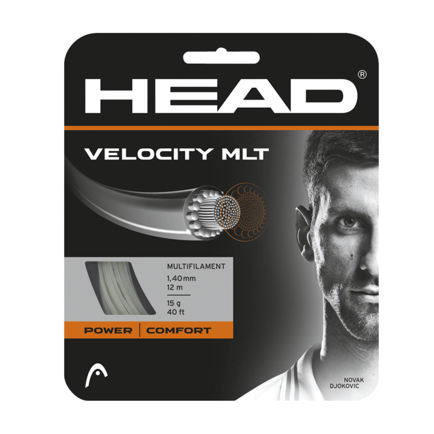 Head MultiPower Velocity 1.40 12 m Set - Natural