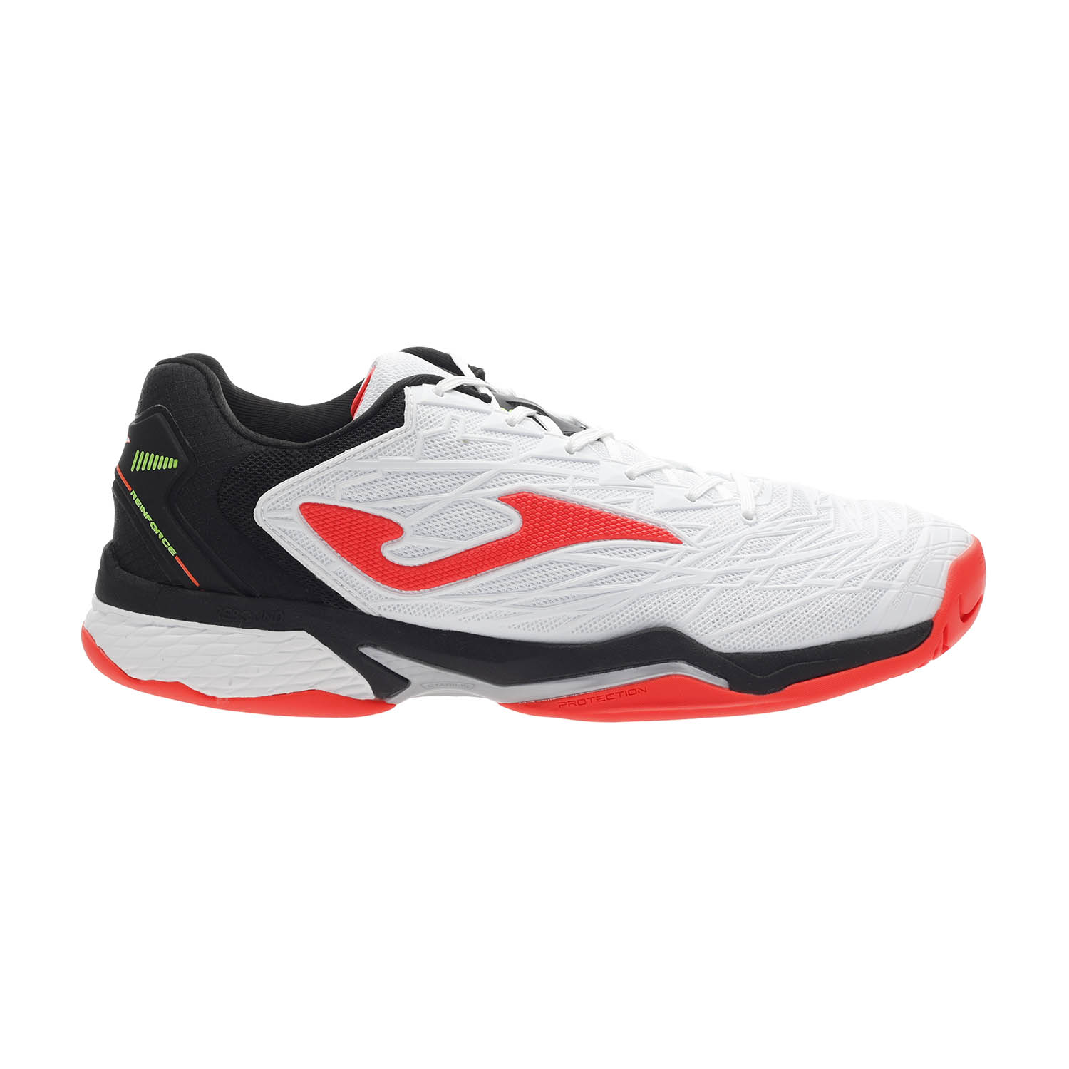 Joma Ace Pro 2002 All Court - White/Black