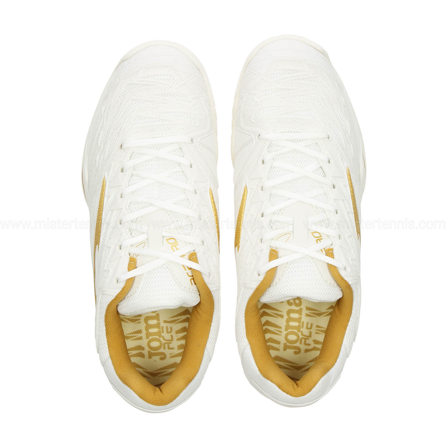 Joma Ace Pro Lady 2002 All Court - White/Gold