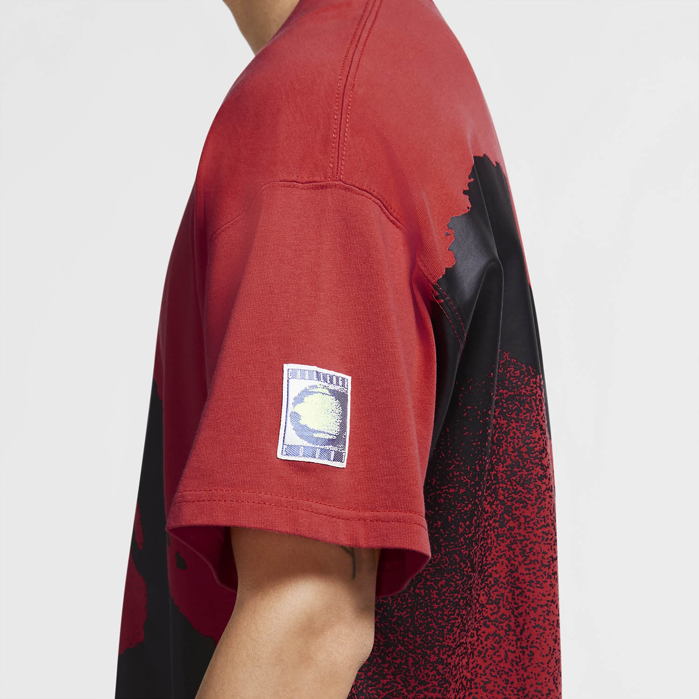 Nike Challenge Fireball T-Shirt - Light Crimson