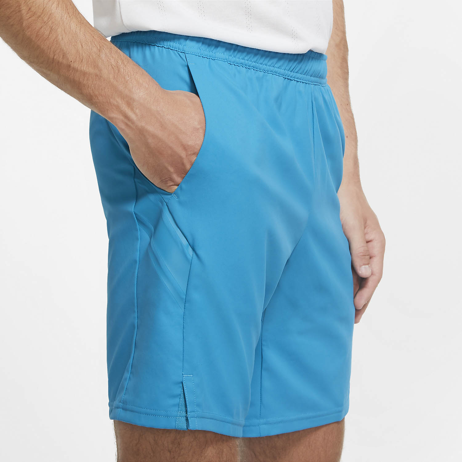Nike Court Dry 9in Shorts - Neo Turquoise