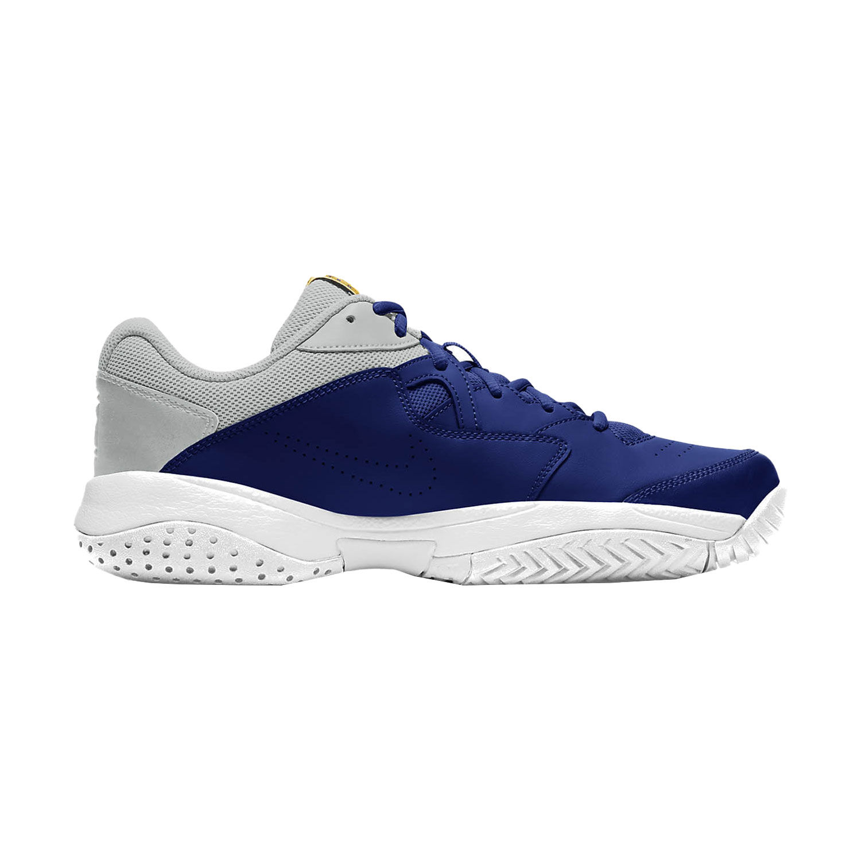 Nike Court Lite 2 HC - Deep Royal Blue/Coast/Light Smoke Grey
