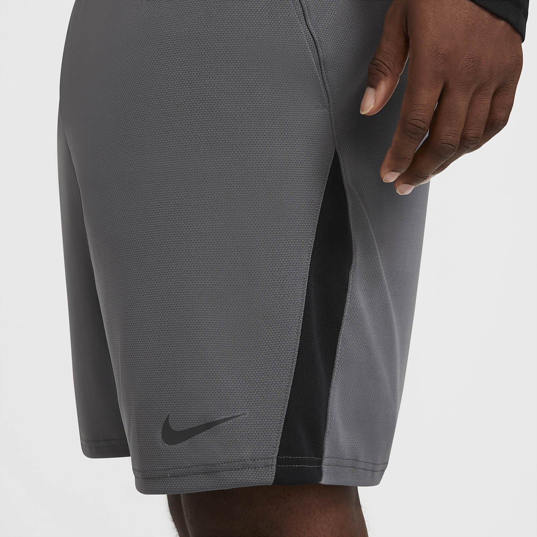 Nike Dry 5.0 8in Shorts - Iron Grey/Black