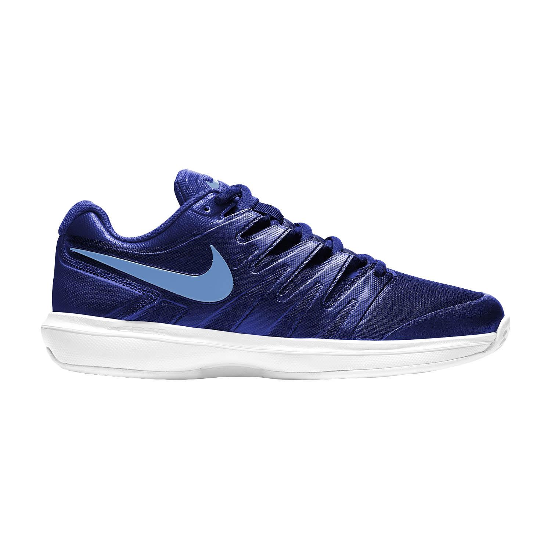 Nike Air Zoom Prestige Clay - Deep Royal Blue/Coast/White