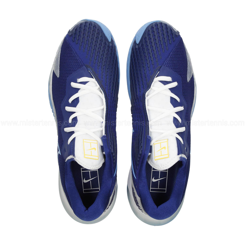 Nike Air Zoom Vapor Cage 4 HC - Deep Royal Blue/Coast/White