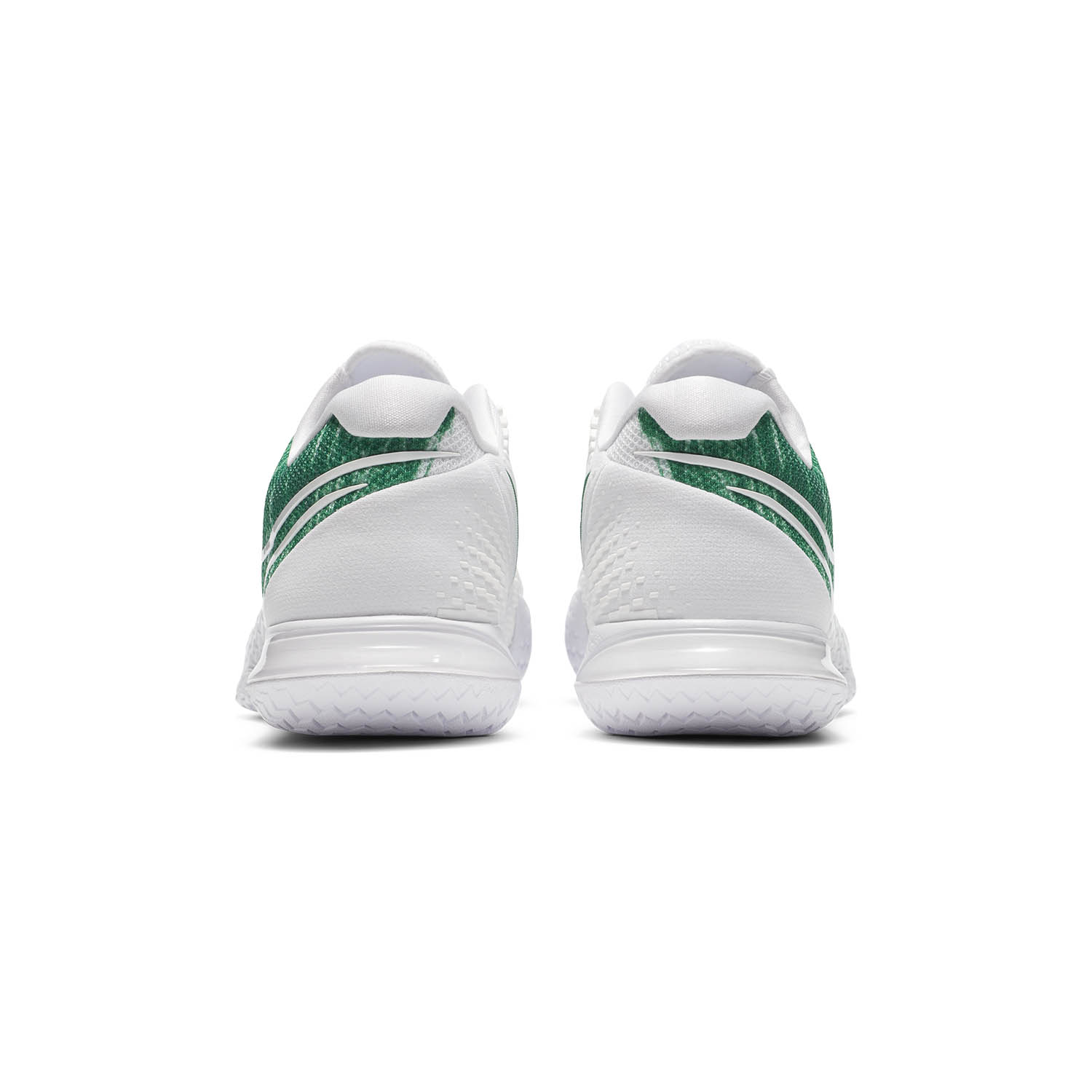 Nike Air Zoom Vapor Cage 4 HC - White/Clover