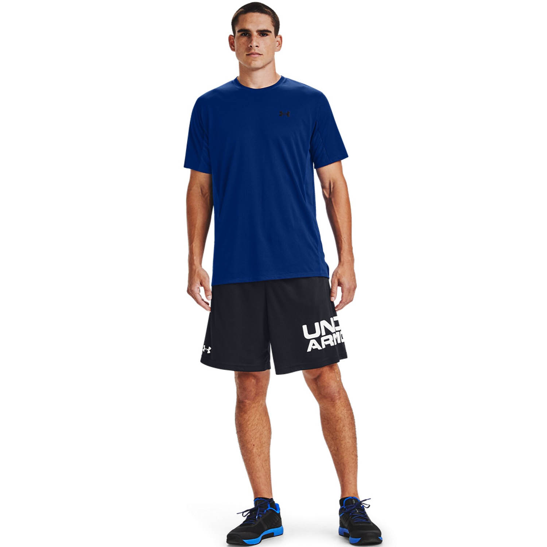 Under Armour Training Vent T-Shirt - Royal/Black