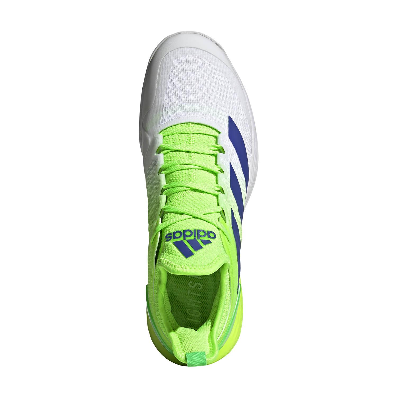 adidas Adizero Ubersonic 4 - Signal Green/Sonic Ink/Ftwr White