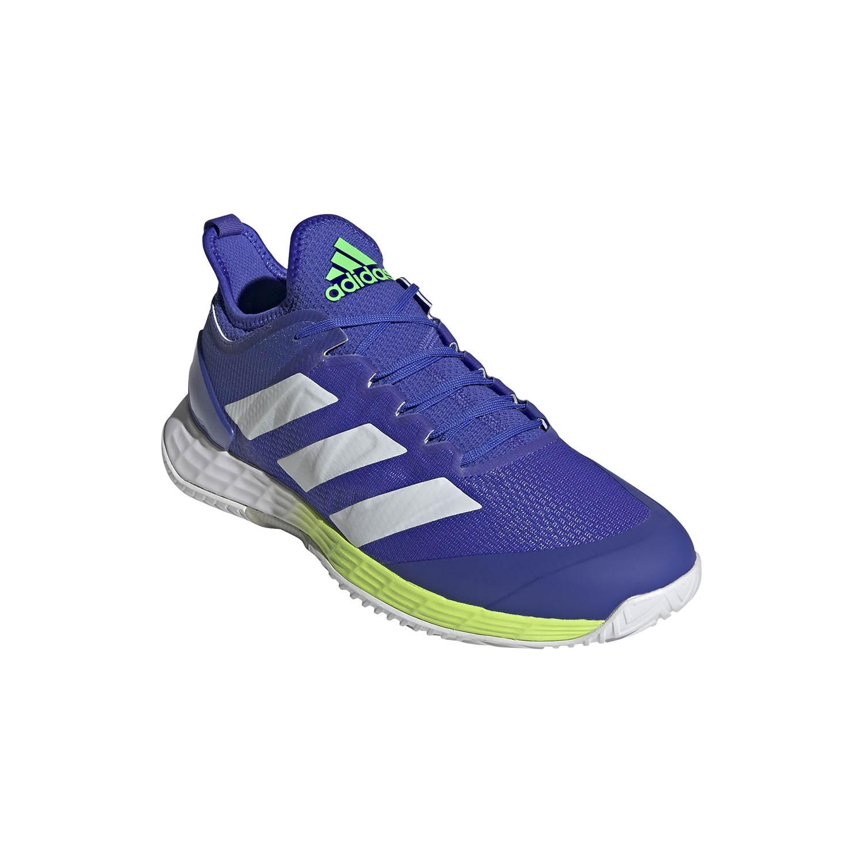 adidas Adizero Ubersonic 4 - Sonic Ink/Ftwr White/Signal Green