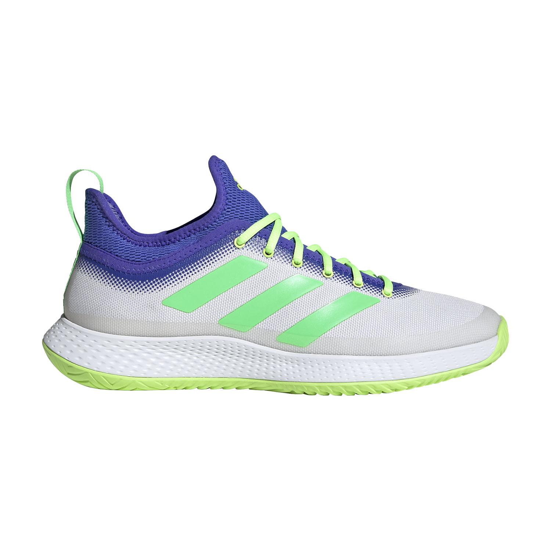 Adidas Defiant Generation - Ftwr White/Screaming Green/Signal Green