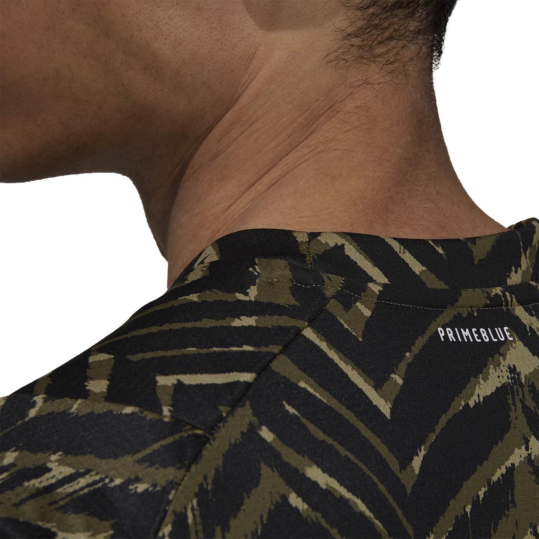 adidas Freelift Primeblue T-Shirt - Orbit Green