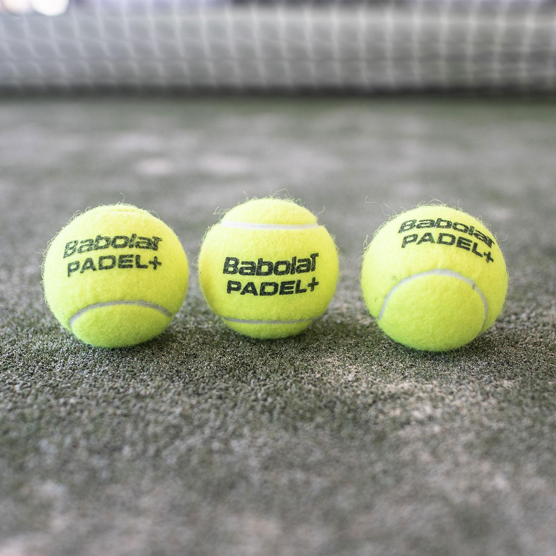 Babolat Padel + 3 Balls Can