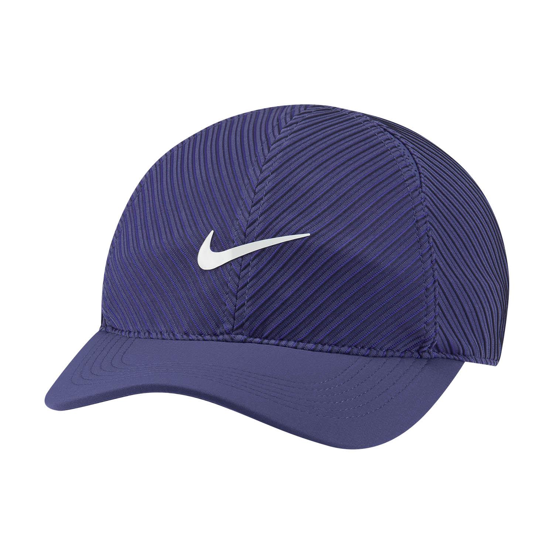 Nike Court Advantage Cap - Dark Purple Dust