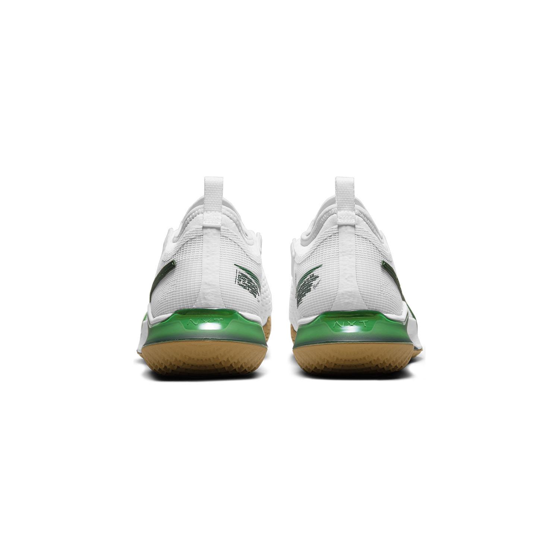 Nike React Vapor NXT HC - White/Gorge Green/Summit White/Wheat