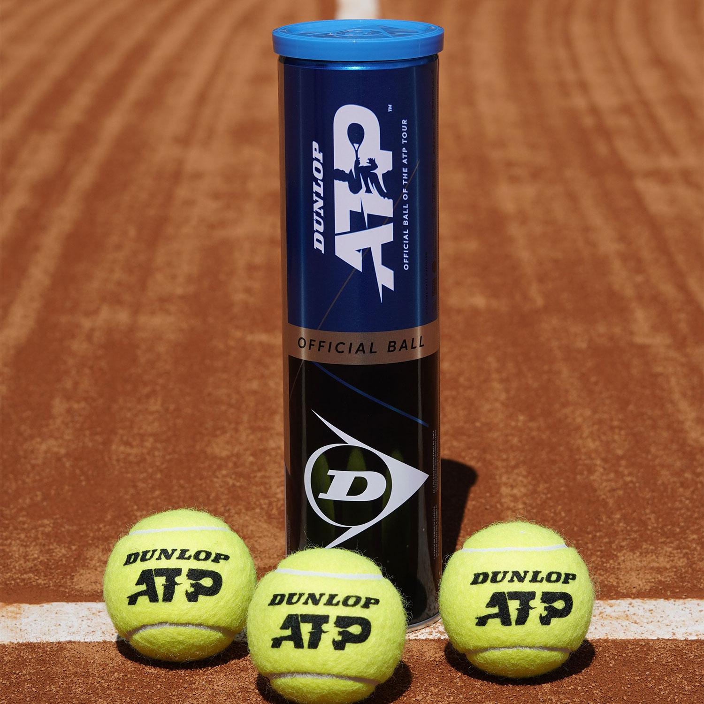 Dunlop ATP Official - 4 Ball Can