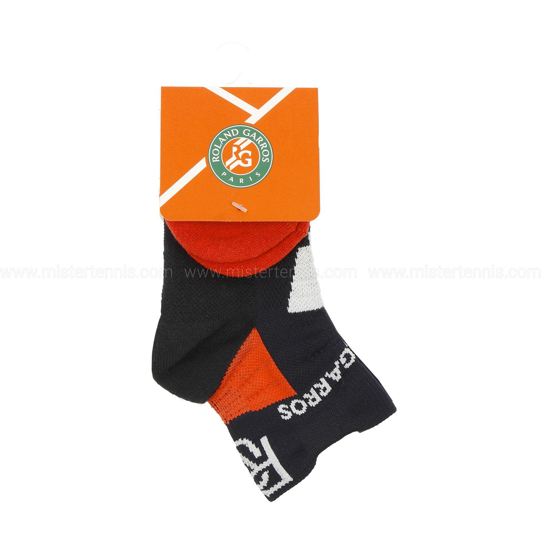 Roland Garros Compression Sport Socks - Navy