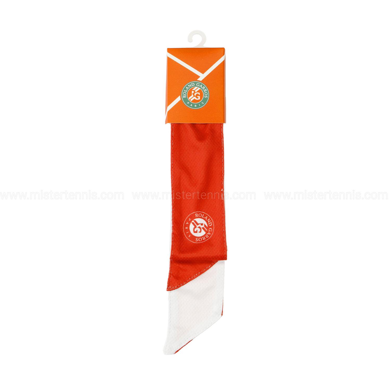 Roland Garros Performance Sport Headband - Orange