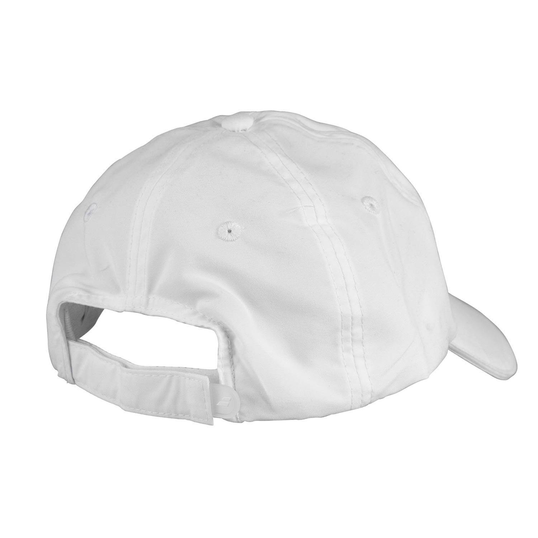 7fe9886a32a Babolat Microfiber Cap - White Babolat Microfiber Cap - White