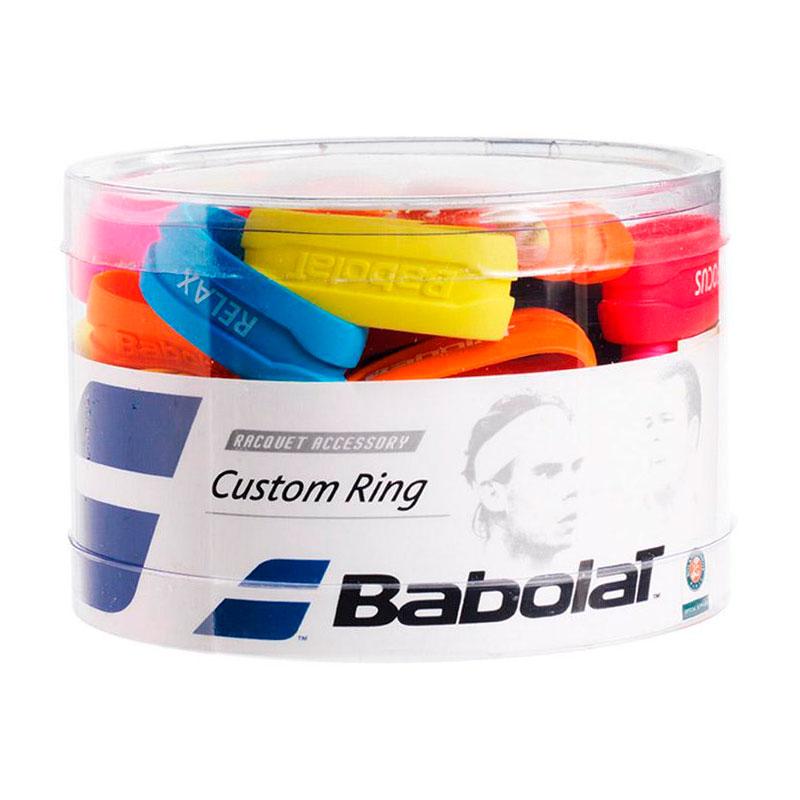 Babolat Custom x 60 Box Ring - Multicolor