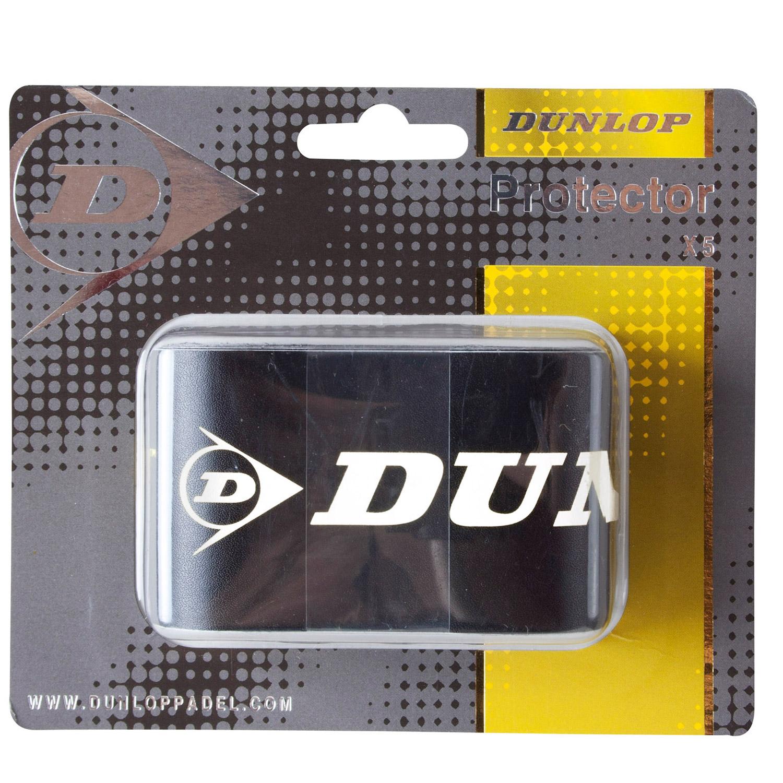 Dunlop Padel Protector x 5 - Black/White