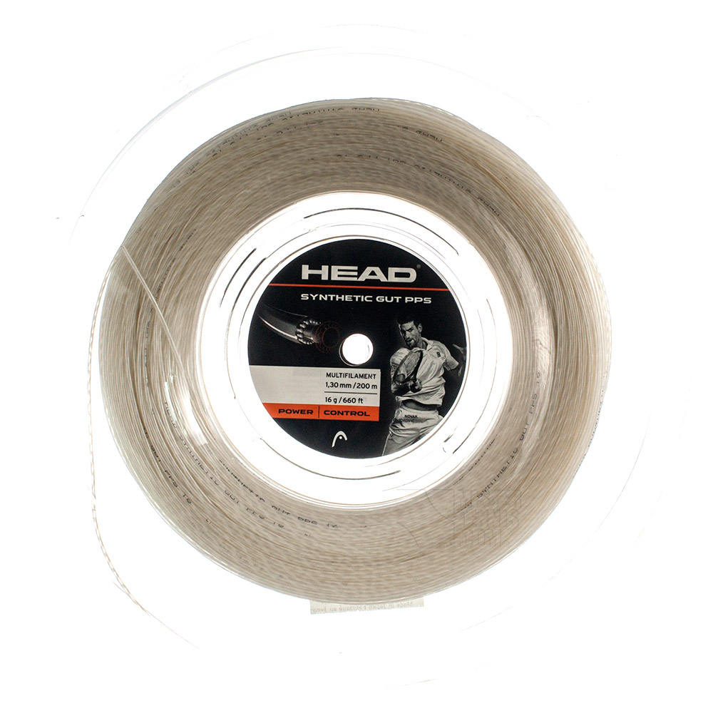 Head Synthetic Gut PPS White 1.30 x 200mt