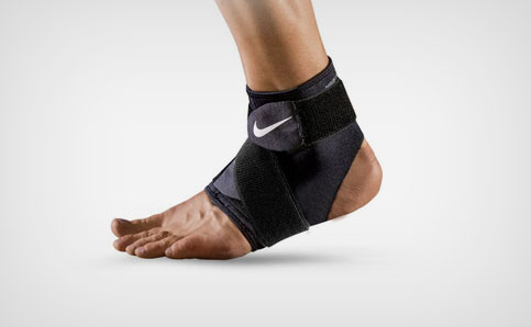 Medical supports for tennis