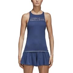 Women`s Tennis Tanks Adidas Melbourne Tank  Blue CE1498