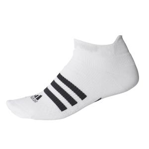Tennis Socks Adidas Ten ID Liner Socks  White/Black CE8129