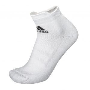 Tennis Socks Adidas Alphaskin Maximum Cushioning Ankle Crew Socks  White CV7594