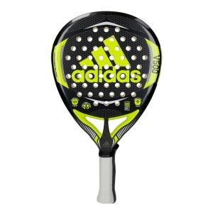 Padel Racket Adidas V500 Padel  Black/Volt RK3GA9U15