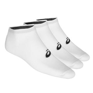 Tennis Socks Asics Ped x3 Socks  White 155206.0001