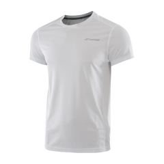 Babolat Babolat Boy Core Flag Club TShirt  White  White 3BS180111000