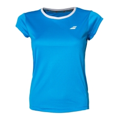 Babolat Babolat Girl Core Flag Club TShirt  Blue  Blue 3GS180114013