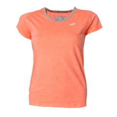 Top and Shirts - Girl Babolat Girl Core TShirt  Pink/Grey 3GS180125006