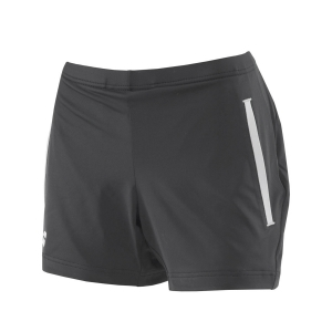 Shorts and Skirts Girl Babolat Girl Core Shorts  Grey 3GS180613000