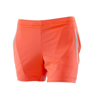 Shorts and Skirts Girl Babolat Girl Core Shorts  Fluo Pink 3GS180615005