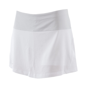 Shorts and Skirts Girl Babolat Girl Core Skirt  White/Grey 3GS180811000