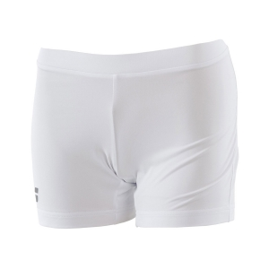 Faldas y Shorts Girl Babolat Girl Core Shorts  White 3GS181011000