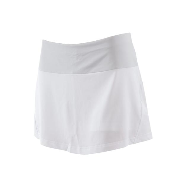c2272056f9 Babolat Core Women's Tennis Skirt - White/Grey