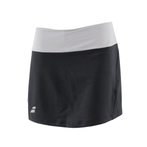 Faldas y Shorts Babolat Core Long Skirt  Black/Grey 3WS180822000