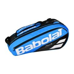 Tennis Bag Babolat Pure x 6 Bag 2018  Blue/Black/White 751171136