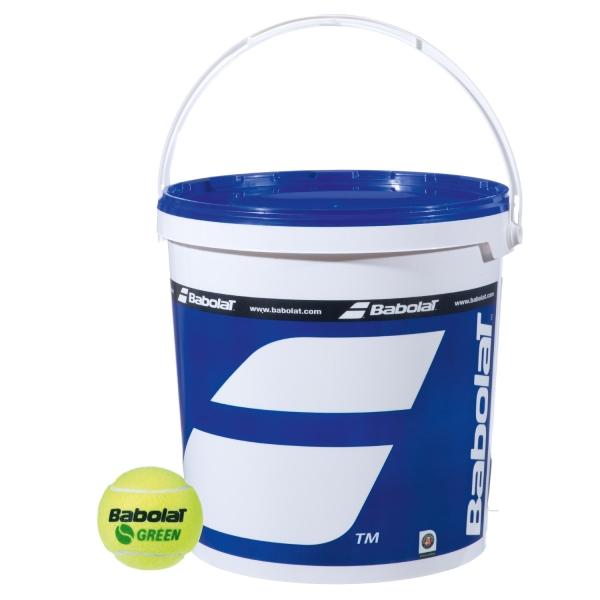 Babolat Green - 72 Ball Box 514006