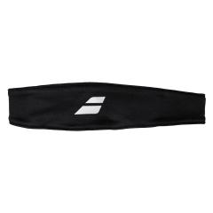 Tennis Head and Wristbands Babolat Women Headband  Black/White 5WS182812001