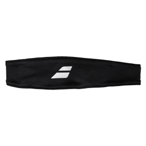 Tennis Head and Wristbands Babolat Women Headband  Black/White 5WS182812001