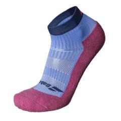 Tennis Socks Babolat Pro 360 Women Socks  Violet/Blue 5WS183224010