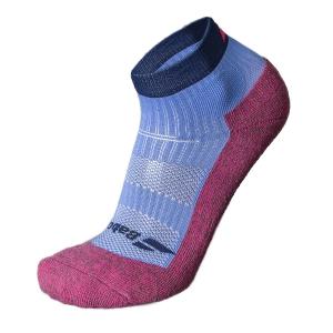 Calze Tennis Babolat Pro 360 Women Socks  Violet/Blue 5WS183224010