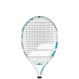 Babolat Junior Tennis Racket Babolat Drive Junior 23  White 140216153