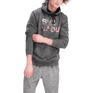 Camisetas y Sudaderas Hombre Bidi Badu Kojo Lifestyle Hoody  Dark Grey 001124DKGR